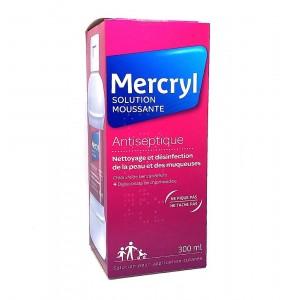 Mercryl Solution Moussante...