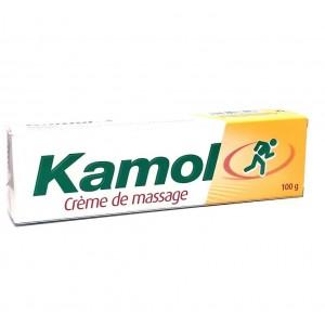 Kamol Crème de Massage - 100 g