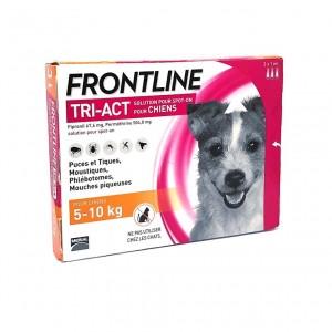 Frontline Tri Act Chien 5 à...