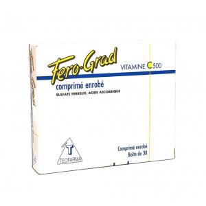 Fero-Grad Vitamine C 500 -...
