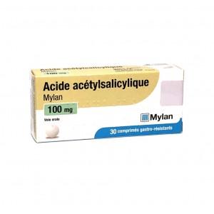 Acide Acétylsalicylique 100...