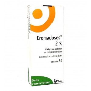 Cromadoses 2% Collyre - 30...