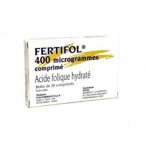 Fertifol 400 mg - 28 Comprimés