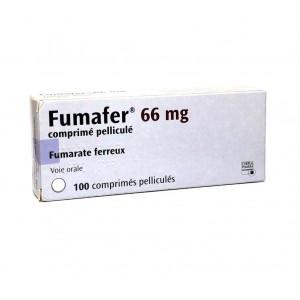 Fumafer 66 mg - 100 Comprimés