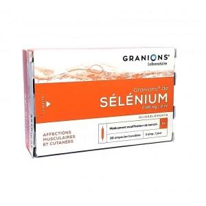 Granions de Sélénium - 30...