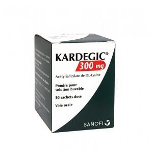 Kardegic 300 mg - 30 Sachets