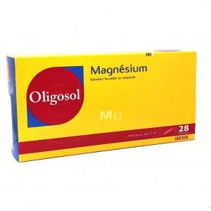 Oligosol Magnésium - 28...