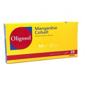 Oligosol Manganèse Colbat -...