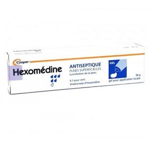 Hexomedine Antiseptique Gel...