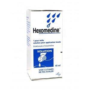 Hexomedine Solution Pour...