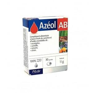 Azéol AB Pilège - 30 Capsules