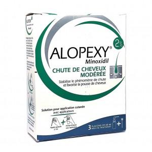 Alopexy 2% - Solution pour...