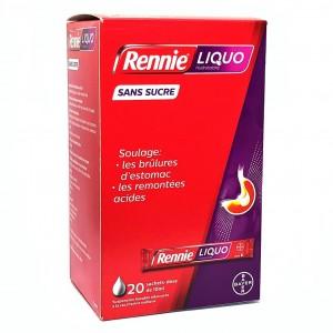 Rennie Liquo Sans Sucre -...