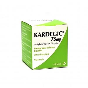 Kardegic 75 mg - 30 Sachets