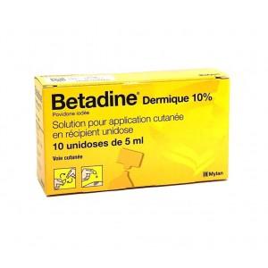 Betadine 10% Dermique - 10...