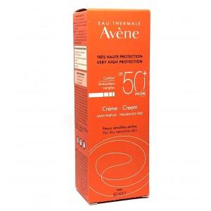 Avène Solaire 50+ Crème...