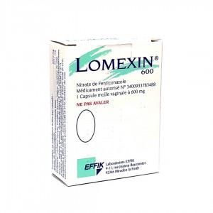 Lomexin 600 mg - Capsule...