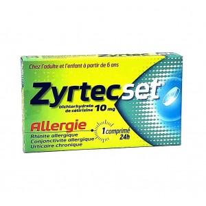 Zyrtecset 10 mg - 7...