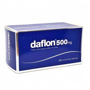 Daflon 500 mg - 120 Comprimés