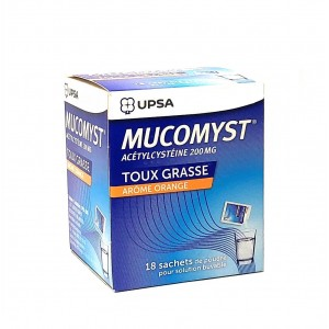 Mucomyst 200 mg - Solution...