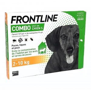 Frontline Combo Chien 2-10...