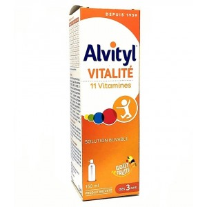Alvityl Vitalité 11...