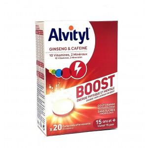 Alvityl Boost - Comprimé...