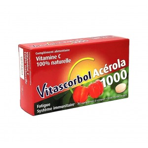 Vitascorbol Acérola 1000 -...
