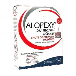 Alopexy 5% - Solution pour...