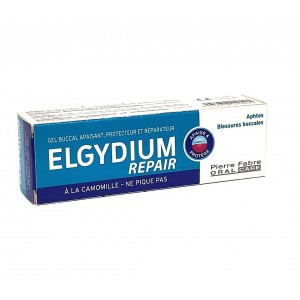 Elgydium Repair - Gel Buccal